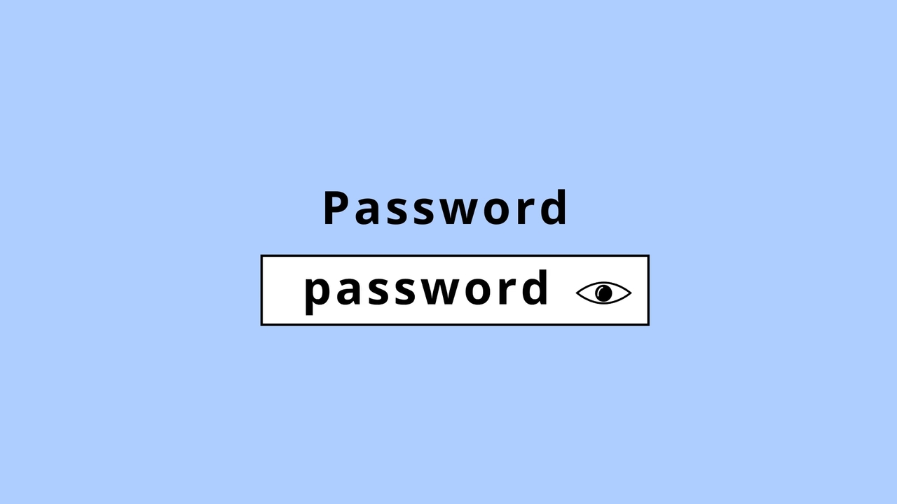 World password day.