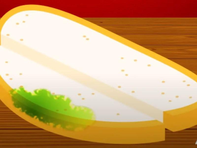 Eating moldy bread