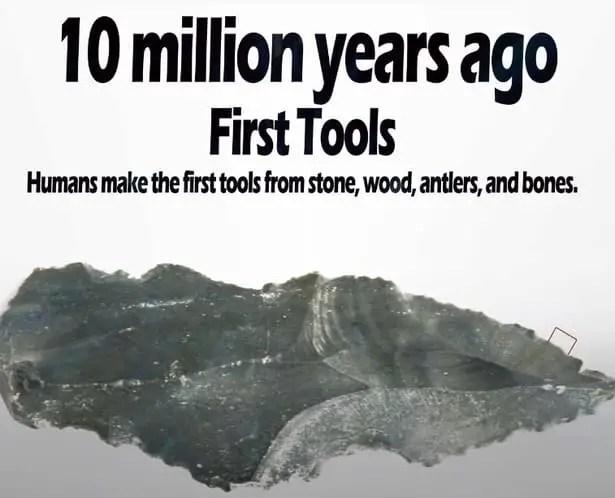 Prehistory - History of Technology.