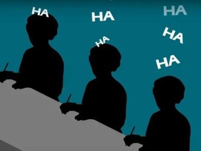 Why do we laugh scientific reason.