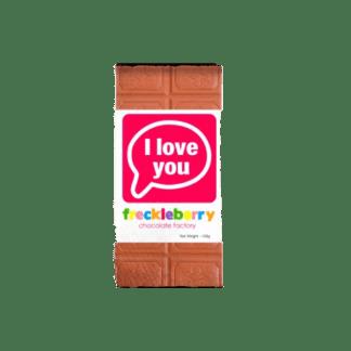 I love you chocolate block geelong
