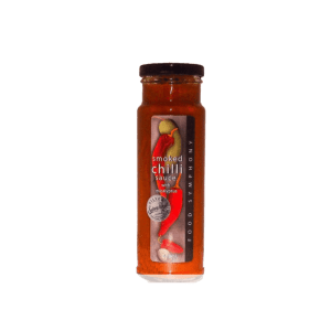 geelong basket gift hampers Bushfire smoked chili sauce