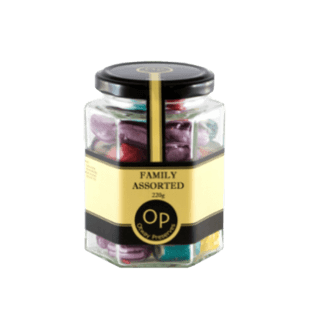 Family assorted boiled lollies otway preserves