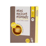 Mini lemon melting moments-melt in your mouth.