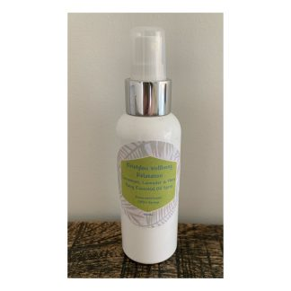 relaxation essentail oil spray