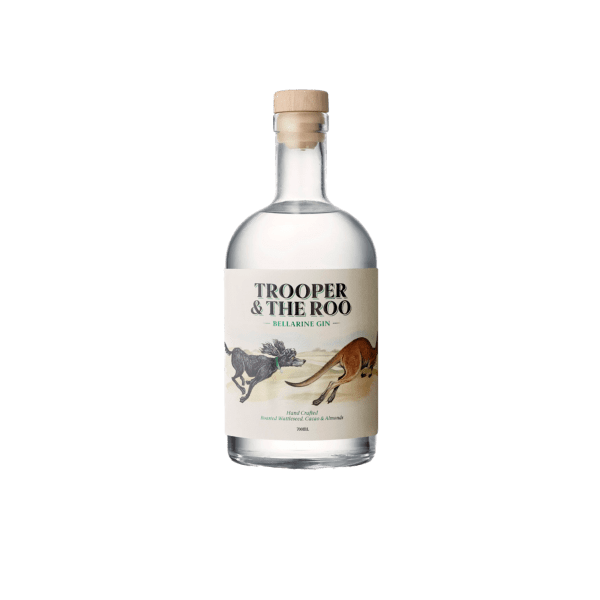 Trooper and The Roo Gin