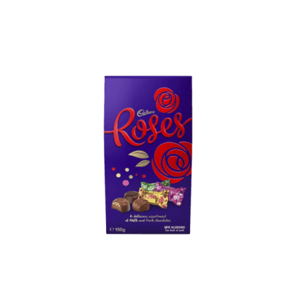 Roses Chocolates - Say it with roses Chocolates & Curiosity Hampers