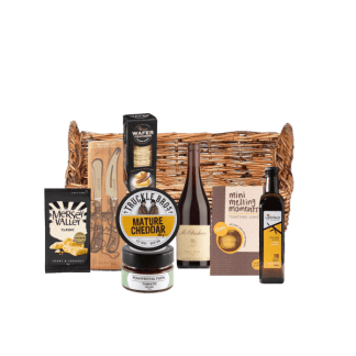 Wine and Cheese gift hamper