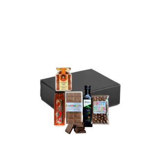 Mini hamper pack Chili sauce-chocolate-geelong-victoria hampers