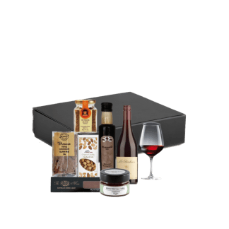 Spice and wine gift hamper