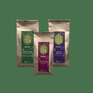 Tea range- Zee tea