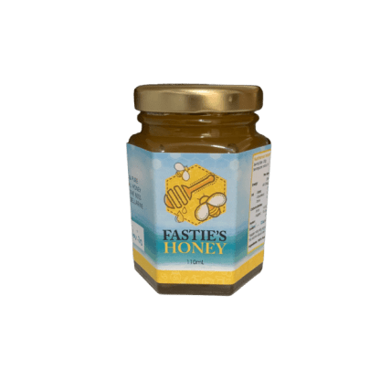 Fasties Honey 110ml Bellarines Honey