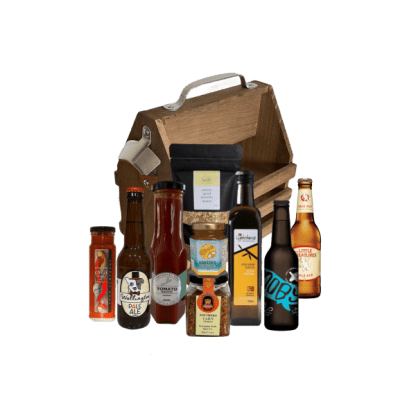 BBq beer caddy- Fathers day gift