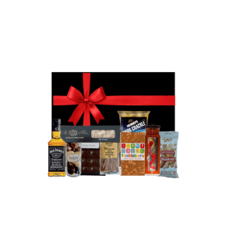 Whisky Truffle Gift Chocolate and spice inspired hamper