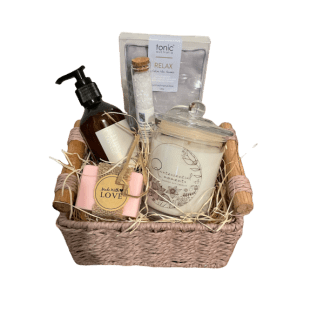 Relax,Pamper and spoil Gift hamper