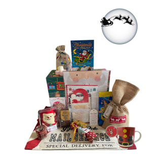 Christmas Eve Gift hamper box