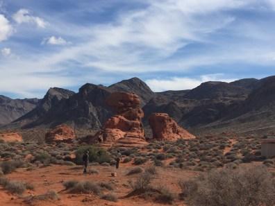 Valley of Fire Outdoor activities Las Vegas