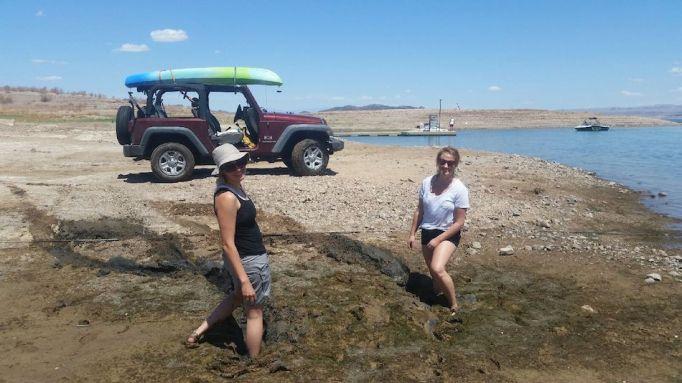 Jeep Adventures Outdoor activities Las Vegas