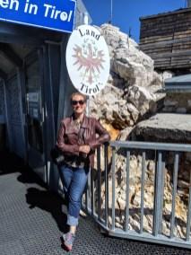zugspitze tirol austria border