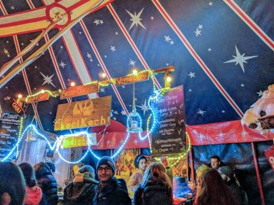 Märchenbazar Munich Christmas Market
