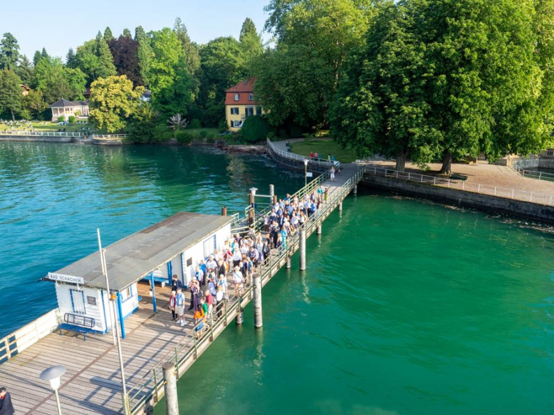 Nobel Laureates Lindau Meetings Lake Constance