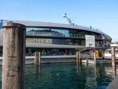 Lake Constance Baden Wurttemberg MS Sonnenkonigen Lindau Meetings