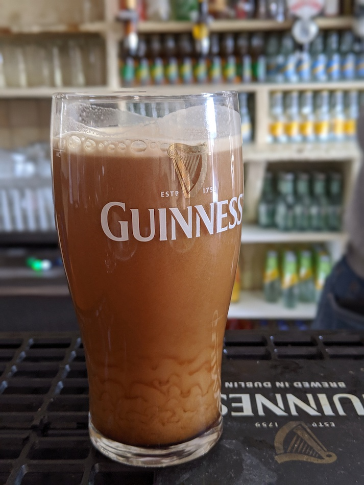 Guinnes Irish Beer