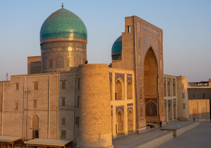 Kalon Square Bukhara