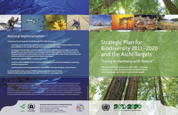Aichi Biodiversity Targets