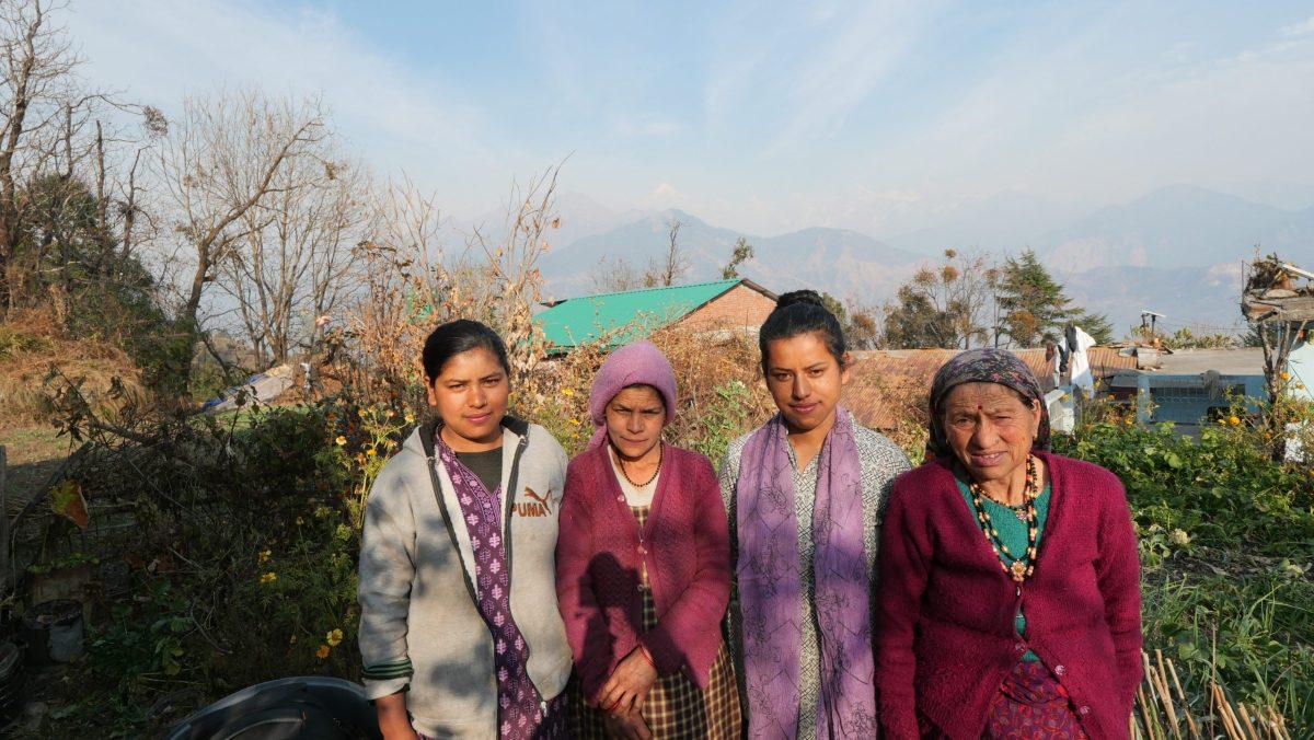 sarmoli village women