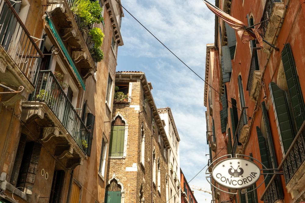 Venice streets views
