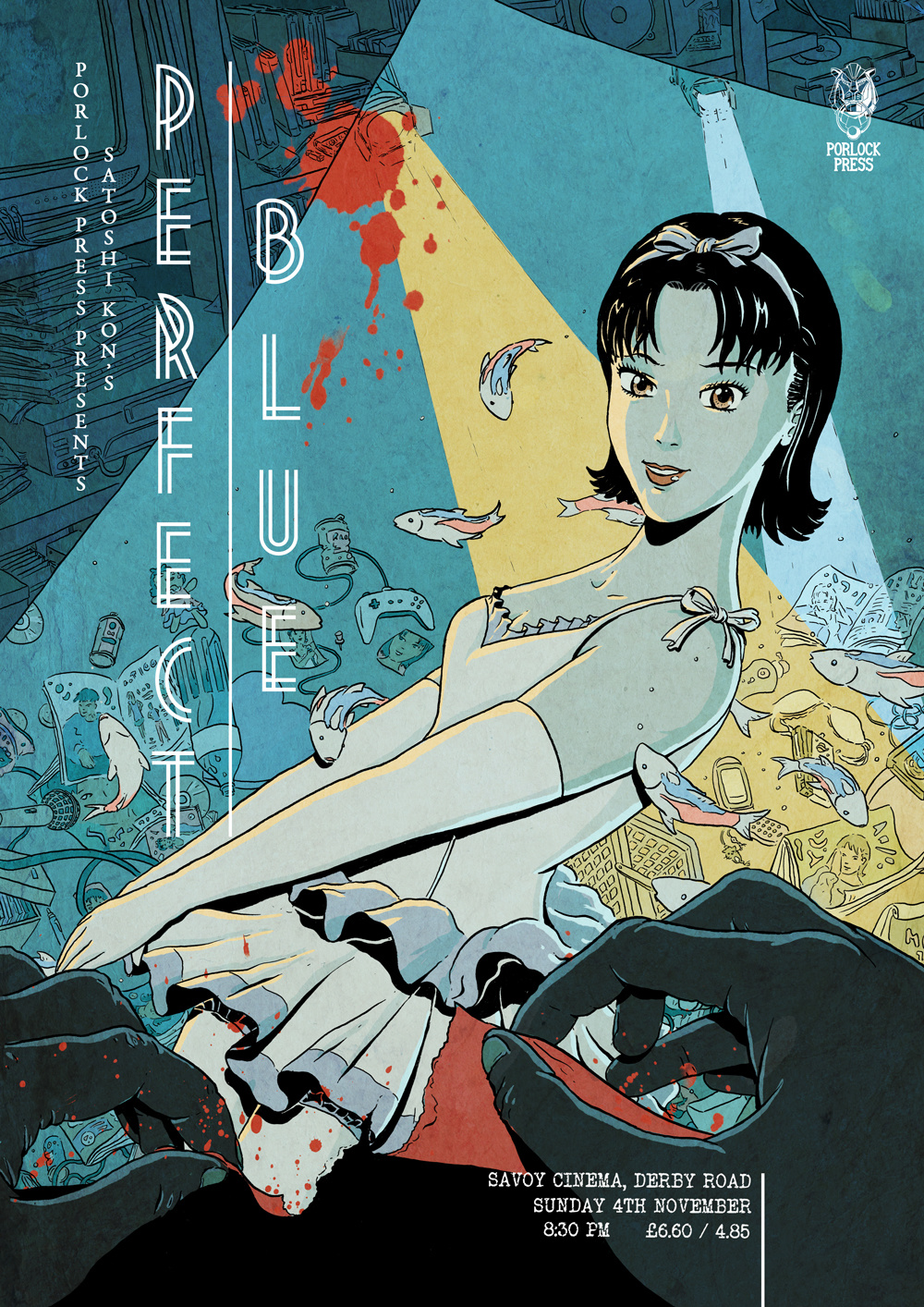 Satoshi Kon's 'Perfect Blue' And The Rise Of Cyberstalking