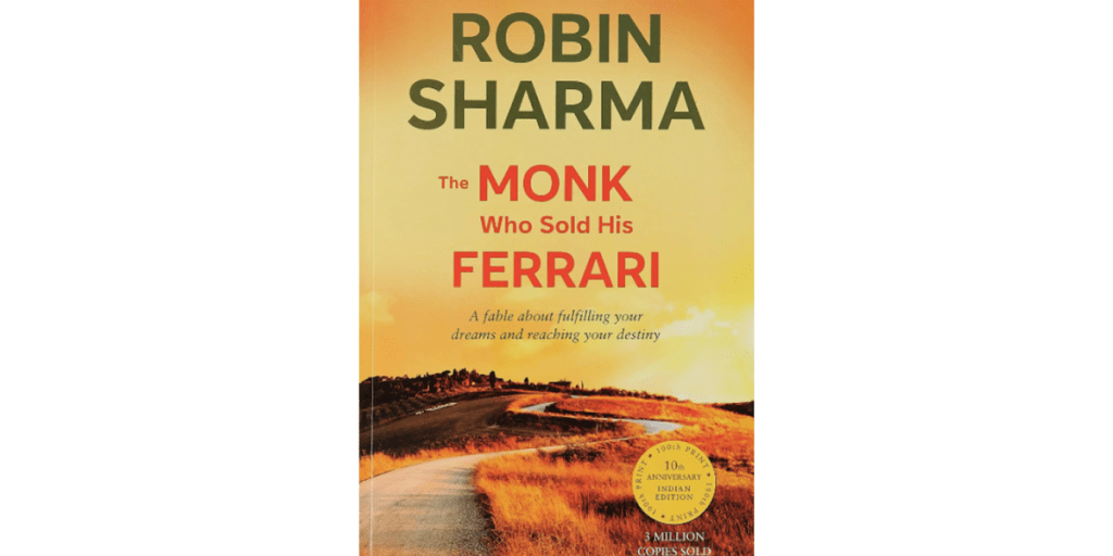 monk who sold his ferrari summary
