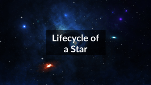 lifecycle of star