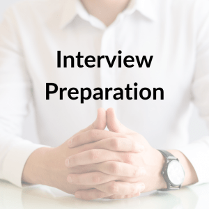 Interview Preparation Session