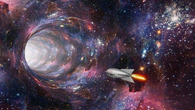 Can We Travel Through A Black Hole | Joshymomo org