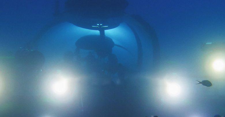 Advanced Underwater Aliens