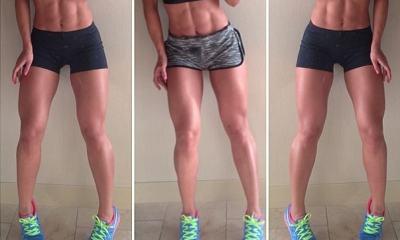 (Video) Entrenamiento HIIT para trabajar piernas y glúteos en 10 minutos y en casa