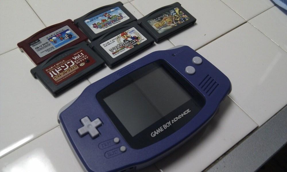 Consiguen 'colar' un emulador de Game Boy Advance para iPhone en la App Store