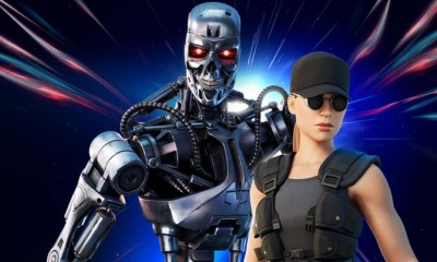 Fortnite suma y sigue: el Terminator T-800 y Sarah Connor ya están disponibles en el battle royale de Epic
