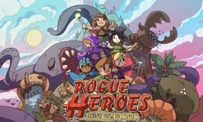 Impresiones con Rogue Heroes: Ruins of Tasos, la mezcla de Zelda con roguelite y multijugador que llevaba tiempo esperando