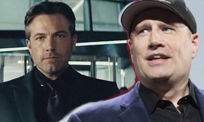 «Kevin Feige es el productor más grande de la historia». Ben Affleck se rinde a Marvel a dos meses del estreno del Snyder Cut de 'Liga de la Justicia'