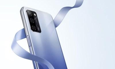 OPPO A55: un nuevo móvil 5G barato con una gran batería
