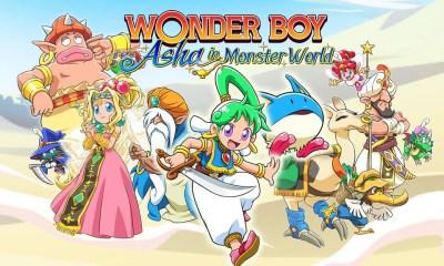 Wonder Boy: Asha in Monster World, el remake de Monster World IV, nos vuelve a conquistar con un precioso tráiler