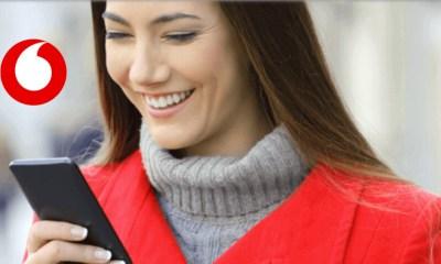 Vodafone lanza dos nuevas tarifas prepago y mejora las actuales con hasta 10 GB sin subir el precio
