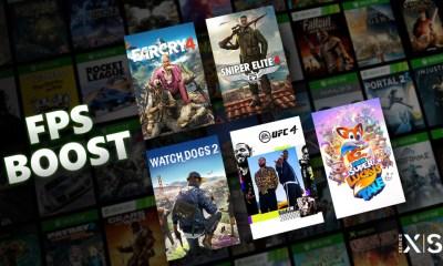 Watch Dogs 2 y Far Cry 4, entre los juegos retrocompatibles que se beneficiarán de FPS Boost, el sistema que aumenta los frames en Xbox Series X/S