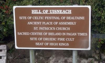 La colina de Uisneach: el centro simbólico de Irlanda