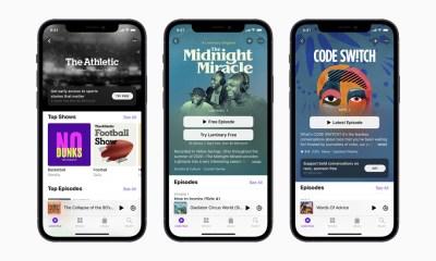 Apple Podcasts anuncia que contará con suscripciones de pago a partir de mayo