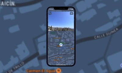 Apple Maps ya tiene su propio «Street View» a lo Google Maps: Look Around llega a España
