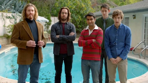 Presonajes de la serie Silicon Valley